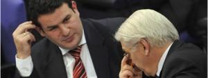 Steinmeier stellt Rente mit 67 infrage