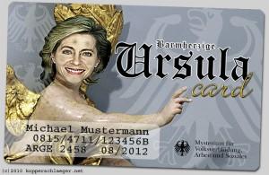 Die neue Ursula Armencard vorgestellt